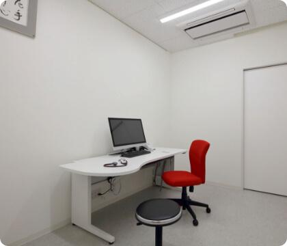 第二診察室・相談室1